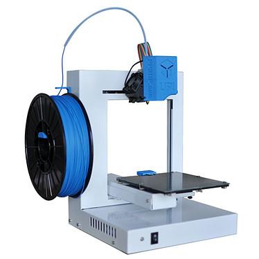 PP3DP UP! Plus 2 Blanc Imprimante 3D couleur à 1 tête d'impression ABS/PLA - USB