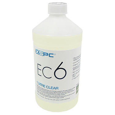 XSPC EC6 Coolant Clear