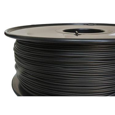 Filament ABS 1Kg pour imprimante 3D - Conducteur Noir