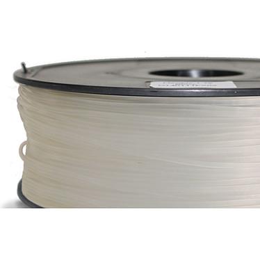 Filament PVA 500Gr pour imprimante 3D - Hydrosoluble blanc