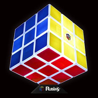 Avis Rubik's Cube - Lampe d'ambiance USB