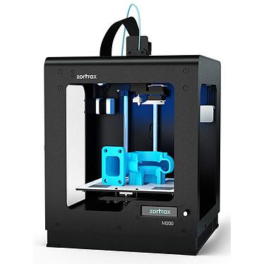 Zortrax M200 Imprimante 3D professionnelle couleur à 1 tête d'impression ABS/ULTRAT - Carte SD/Wi-Fi