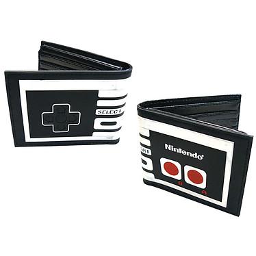 Portefeuille Nintendo NES Portefeuille motif NES en caoutchouc et similicuir
