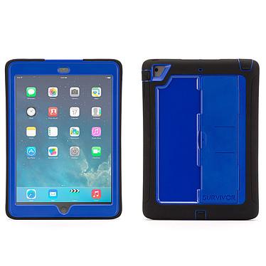 Griffin Survivor Slim for iPad Air 2 Noir/Bleu