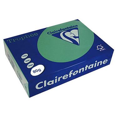 Clairefontaine Trophée Ramette de papier 500 feuilles A3 80g Vert Sapin