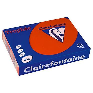 Clairefontaine Trophée Ramette de papier 500 feuilles A3 80g Groseille