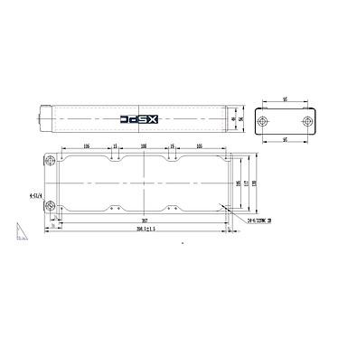 XSPC RX360 V3 pas cher