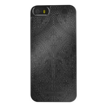 Christian Lacroix Paseo Oro y Plat Noir iPhone 5/5s Coque de protection rigide pour iPhone 5/5s