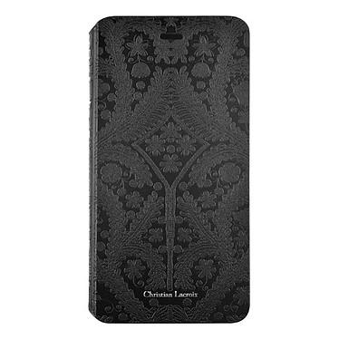 Christian Lacroix Etui Folio Paseo Noir iPhone 6 Plus