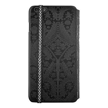 Acheter Christian Lacroix Etui Folio Paseo Noir iPhone 6 Plus
