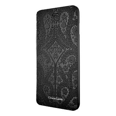 Avis Christian Lacroix Etui Folio Paseo Noir iPhone 6 Plus
