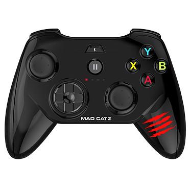 Mad Catz Micro C.T.R.L.i (Micro CTRLi) Gloss Black Manette de jeu sans fil (bluetooth) pour iPad, iPhone et iPod (coloris noir brillant)