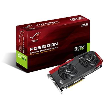 ASUS POSEIDON-GTX980-P-4GD5 - GeForce GTX 980 4 Go