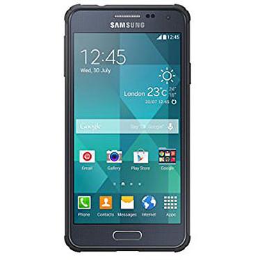 Samsung Coque Rigide Argent Samsung Galaxy Alpha