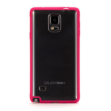 Acheter Griffin Reveal Rose/Transparent Galaxy Note 4