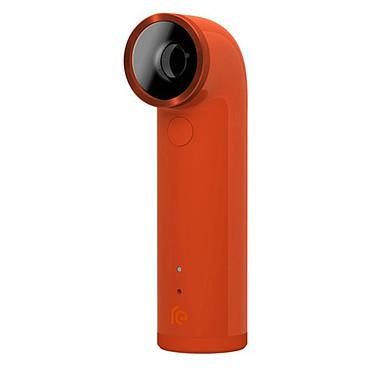 HTC RE Camera Orange Caméscope miniature Full HD étanche avec Wi-Fi et Bluetooth