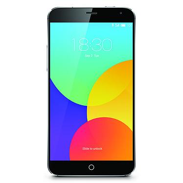 """Meizu MX4 16 Go Gris Smartphone 4G-LTE avec écran tactile Full HD 5.36"""" sous Android 4.4"""