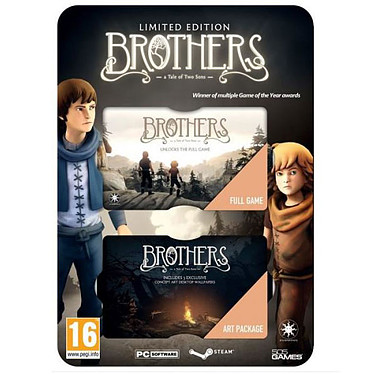 Brothers Limited Edition (PC)