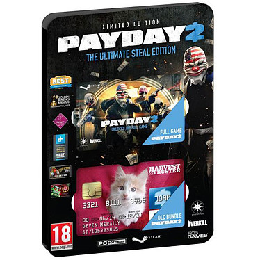 Payday 2 : The Ultimate Steal Edition (PC)