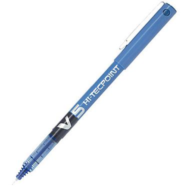 PILOT V5 bleu pointe 0,3mm