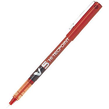 PILOT V5 rouge pointe 0,3mm PILOT V5 rouge écriture 0,3mm