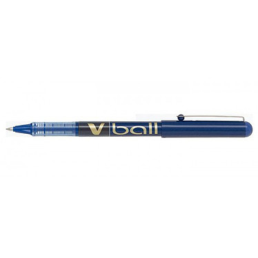 PILOT V-BALL bleu pointe 0,7mm