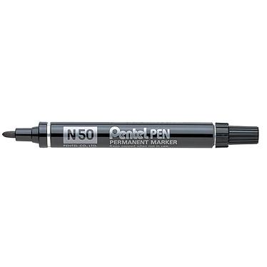 PENTEL Marqueur N50 noir