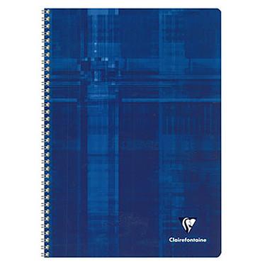 Clairefontaine Cahier quadrillé 100 pages reliure intégrale A4