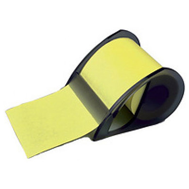Post-it Note on a Roll jaune 68 mm x 10 m