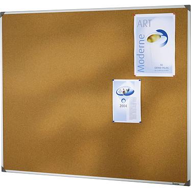 Tableau en liège 60 x 90 cm Tableau en liège 60 x 90 cm avec cardre en aluminium anodisé