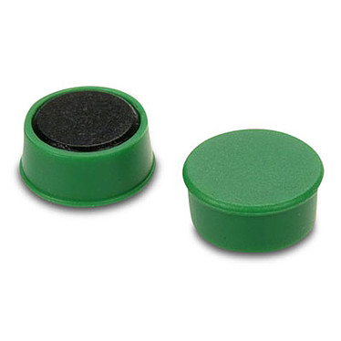 4 aimants 30 mm Vert