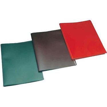 Protege document A4 60 vues Noir Protège-documents - A4 - 60 vues - noir