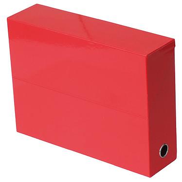 Fast Boite de transfert pelliculée rouge Dos 9 cm 11002DX1