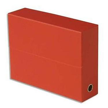 Fast Boite de transfert toilée rouge Dos 9 cm 11022DX1