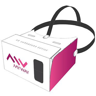 My Way VR Cardboard