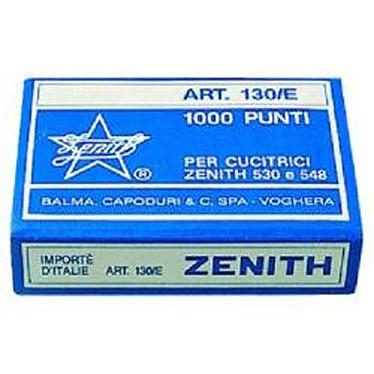 ZENITH 130/E boite de 1000 agrafes Boite de 1000 agrafes pour agrafeuse 548/E