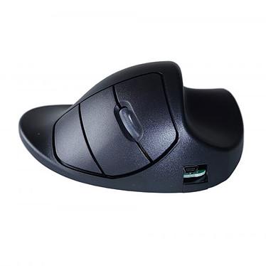 Hippus HandShoe Mouse Wireless Right Hand (Small) Souris sans fil ergonomique - droitier - capteur optique 1500 dpi - 2 boutons