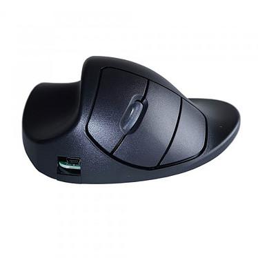 Hippus HandShoe Mouse Wireless Left Hand (Large) Souris sans fil ergonomique - droitier - capteur optique 1500 dpi - 2 boutons