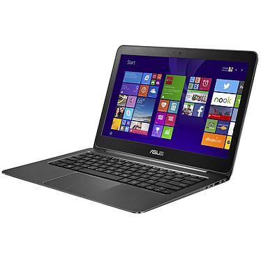 Avis ASUS Zenbook UX305CA-FB038R-UK Noir (clavier QWERTY, anglais)