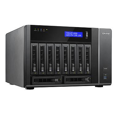 QNAP TVS-EC1080-E3-8G