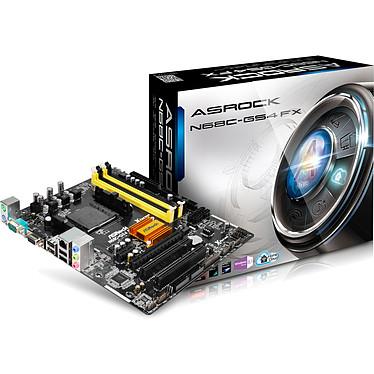 ASRock N68C-GS4 FX Enchufe Micro ATX AM3/AM3+/AM2/AM2+ Placa base de vídeo integrada NVIDIA GeForce 7025 - SATA 3Gb/s - USB 2.0