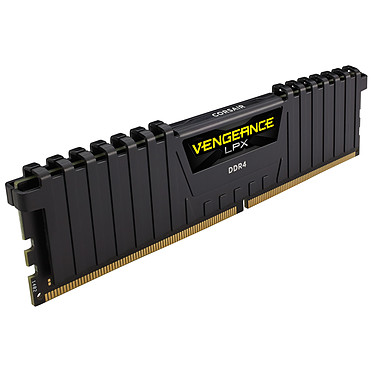 Acheter Corsair Vengeance LPX Series Low Profile 8 Go (2x 4 Go) DDR4 3000 MHz CL16