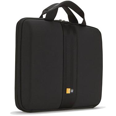 """Case Logic QNS-113 Sacoche à coque semi-rigide et rembourrée pour ordinateur portable (jusqu'à 13.3"""")"""