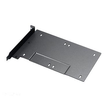 """Akasa AK-HDA-10BK Kit de montage pour disque dur 2 x 2""""1/2 (SSD ou HDD) pour slot PCIe/PCI libre"""