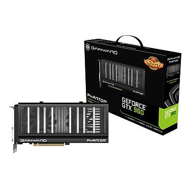 Gainward GeForce GTX 960 Phantom Golden Sample GLH pas cher