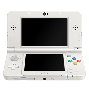 Nintendo New 3DS (blanche)
