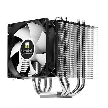 Thermalright Macho 90 Ventilateur pour processeur (pour socket Intel 775/1156/1366/1155/1150 et AMD AM2/AM2+/AM3/AM3+/FM1/FM2/FM2+)