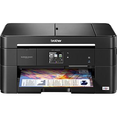 Brother MFC-J5320DW Imprimante Multifonction jet d'encre couleur 4-en-1 (USB 2.0 / Ethernet / Wi-Fi)