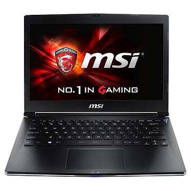"MSI GS30 2M-011XFR Shadow avec Gaming Dock Intel Core i7-4870HQ 8 Go SSD 256 Go (2x 128 Go) 13.3"" LED Full HD Wi-Fi AC/Bluetooth Webcam (garantie constructeur 2 ans)"