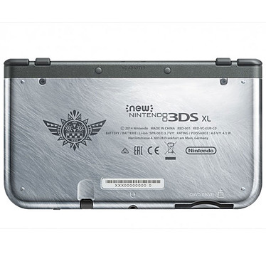 Avis Nintendo New 3DS XL + Monster Hunter 4 Ultimate